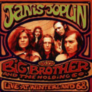 Live at Winterland'68 - CD Audio di Janis Joplin