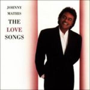 Love Songs - CD Audio di Johnny Mathis