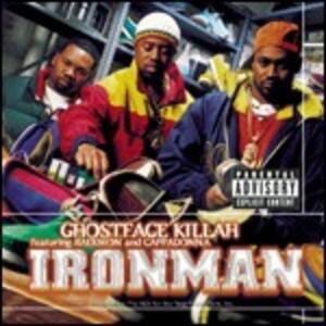 Ironman - CD Audio di Ghostface Killah