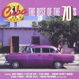 Best of the 70's Cuba - CD Audio
