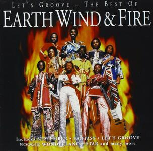 Let's Groove. The Best of - CD Audio di Earth Wind & Fire