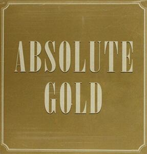 Absolute Gold - CD Audio