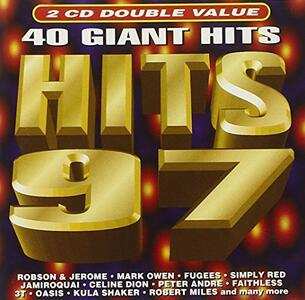 Hits '97 - CD Audio