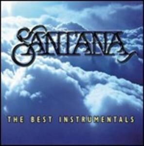 Best Instrumentals - CD Audio di Santana