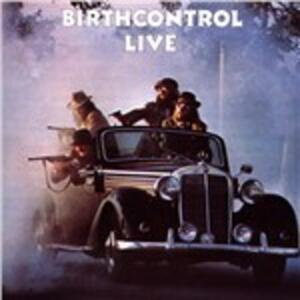 Live - CD Audio di Birth Control