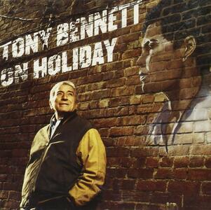 On Holiday-A Trib - CD Audio di Tony Bennett