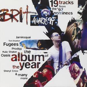 Brit Awards 97 - CD Audio