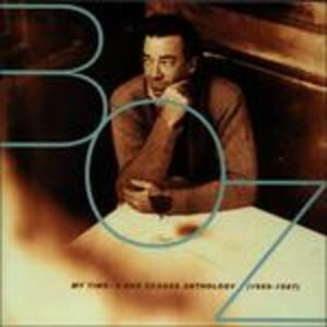 Anthology 1969-1997 - CD Audio di Boz Scaggs