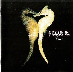 Pure - CD Audio di 3 Colours Red