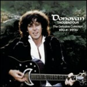 Troubadour - CD Audio di Donovan