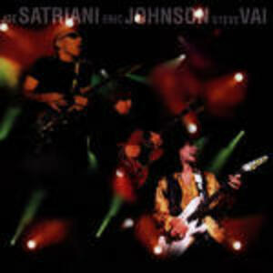 G3 Live in Concert - CD Audio di Joe Satriani,Steve Vai,Eric Johnson