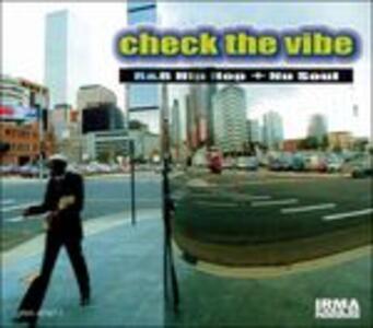 Check the Vibe. Hip Hop, R&B - CD Audio
