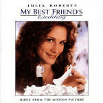 Cover CD Il matrimonio del mio migliore amico