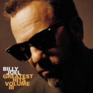 Greatest Hits vol.3 - CD Audio di Billy Joel