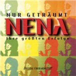 Nur geträumt - Ihre grössten Erfolge - CD Audio di Nena
