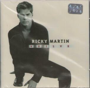 Vuelve - CD Audio di Ricky Martin