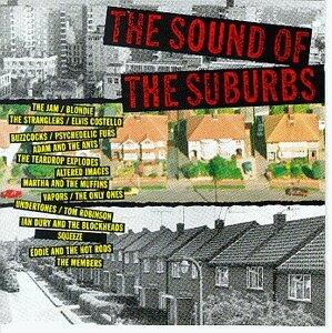 Sound of the Suburbs - CD Audio