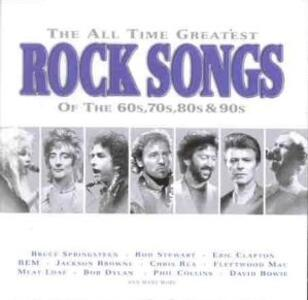 All Time Greatest Rock Songs vol.1 - CD Audio