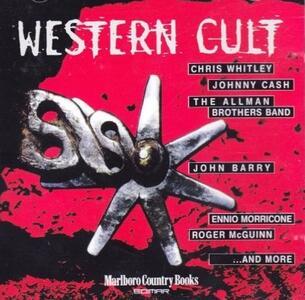 Western Cult - CD Audio