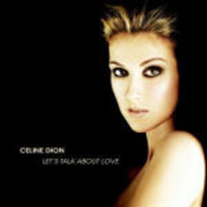 Let's Talk About Love - CD Audio di Céline Dion