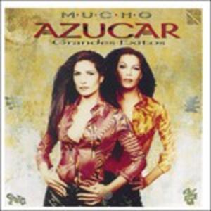 Mucho Azucar. Grandes exitos - CD Audio di Azucar Moreno