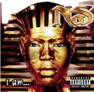 I Am... - CD Audio di Nas