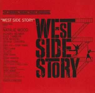 West Side Story (Colonna Sonora) - CD Audio