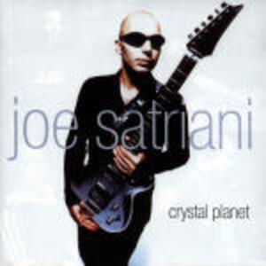 Crystal Planet - CD Audio di Joe Satriani