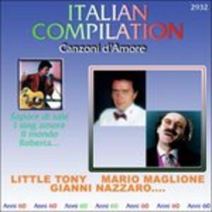 Canzioni D'amore - CD Audio