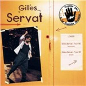 Gilles Servat en Concert - CD Audio di Gilles Servat