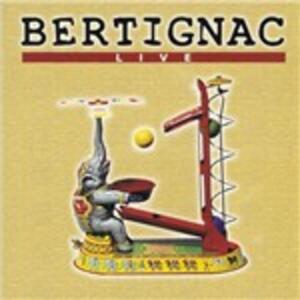 Live - CD Audio di Louis Bertignac