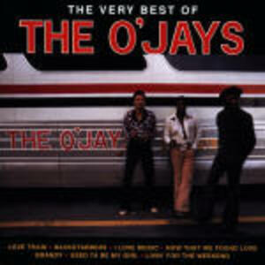 The Very Best of the O'Jays - CD Audio di O'Jays