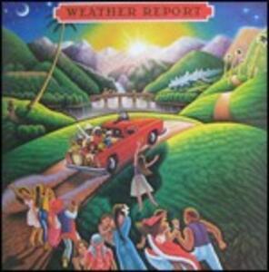 Procession - CD Audio di Weather Report