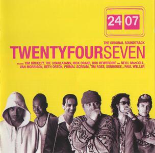 24.7 (Colonna Sonora) - CD Audio