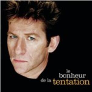 Le bonheur de la tentation - CD Audio di Hubert-Félix Thiéfaine
