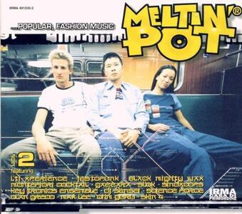 Meltin' Pot 2 - CD Audio
