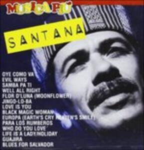 Santana - CD Audio di Santana