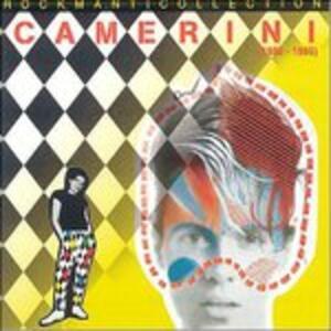 Rockmanticollection 1980-1986 - CD Audio di Alberto Camerini