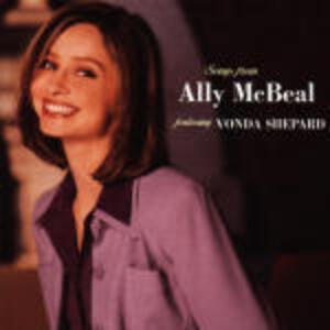 Ally Mcbeal (Colonna Sonora) - CD Audio di Vonda Shepard