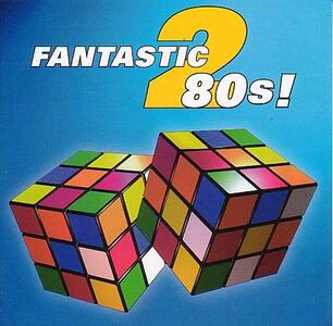 Fantastic 80's vol.2 - CD Audio