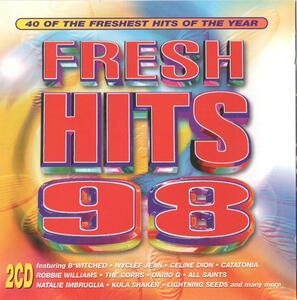 Fresh Hits '98 - CD Audio
