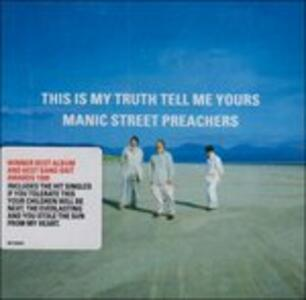 This Is My Truth Tell Me Yours - CD Audio di Manic Street Preachers