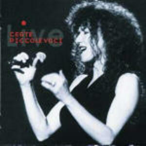 Certe piccole voci - CD Audio di Fiorella Mannoia