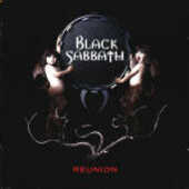 CD Reunion Black Sabbath