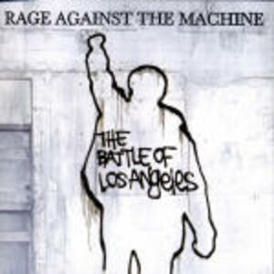 The Battle of Los Angeles - CD Audio di Rage Against the Machine
