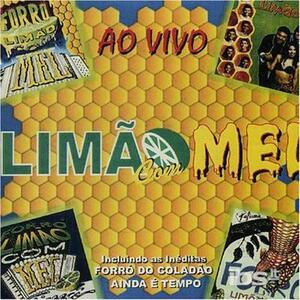 Ao Vivo Live - CD Audio di Limao com Mel