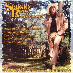 Sergio Reis e Convidados - CD Audio di Sergio Reis
