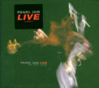 Live on Two Legs - CD Audio di Pearl Jam