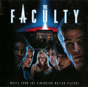 The Faculty (Colonna Sonora) - CD Audio