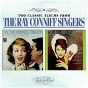 It's the Talk of the Town - Young at Heart - CD Audio di Ray Conniff